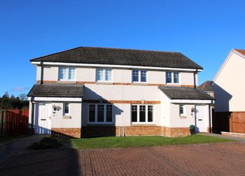 Thumbnail 2 bed semi-detached house for sale in Mclaren Park, Blairgowrie
