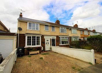 Thumbnail End terrace house for sale in Wiltshire Avenue, Swindon