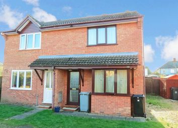 Thumbnail 2 bed semi-detached house for sale in Baldwin Grove, Bourne