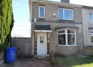 Thumbnail 2 bedroom semi-detached house for sale in Bird Road, Meir, Stoke-On-Trent