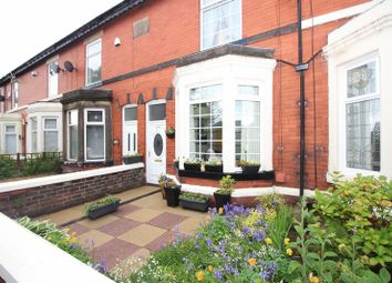 Thumbnail 3 bedroom terraced house for sale in Walmersley Road, Bury