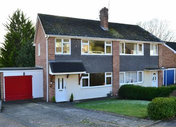Thumbnail 3 bedroom semi-detached house for sale in Orchard Close, Woolhampton, Berkshire