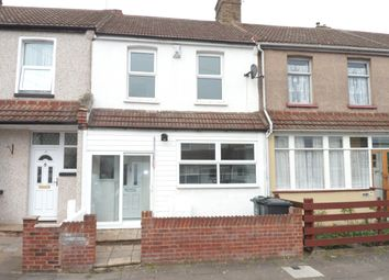 Thumbnail Terraced house to rent in Bedford Road, Dartford