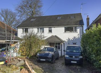 Thumbnail 7 bed detached house for sale in The Spinney, Roundwood Park, Harpenden