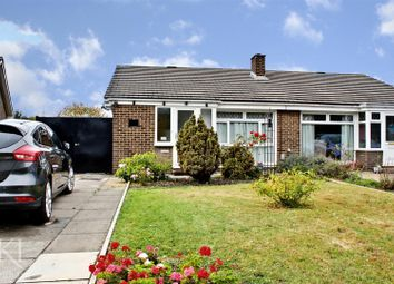 Thumbnail 2 bedroom semi-detached bungalow for sale in Dysons Close, Cheshunt, Waltham Cross