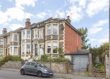 Thumbnail 3 bedroom end terrace house for sale in Stanbury Road, Victoria Park, Bristol
