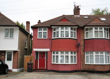 Thumbnail 4 bed end terrace house to rent in Riverside Drive, Mitcham