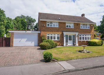 Thumbnail 4 bed detached house for sale in Ebury Close, Keston