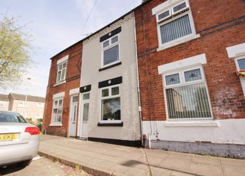 Thumbnail 3 bed terraced house for sale in Sherrard Road, Leicester