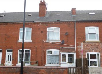 Thumbnail 3 bed terraced house for sale in Marshland Road, Moorends, Doncaster