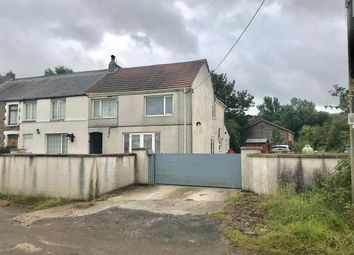 Thumbnail 4 bed end terrace house for sale in Osborne Place, Crofty, Swansea