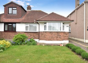 Thumbnail 2 bed semi-detached bungalow for sale in Keith Avenue, Sutton At Hone, Dartford, Kent