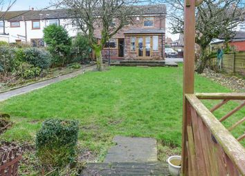 Thumbnail 3 bed end terrace house for sale in Simister Lane, Prestwich, Manchester