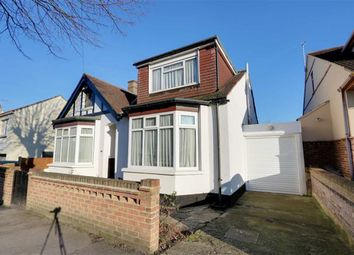 Thumbnail 5 bed detached bungalow for sale in Woodfield Park Drive, Leigh, Essex