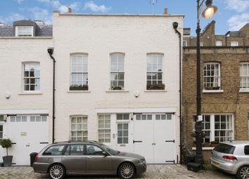 Thumbnail 2 bed mews house to rent in Eccleston Square Mews, London