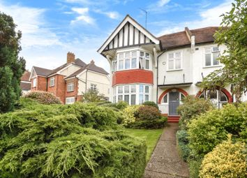 Thumbnail 4 bedroom semi-detached house for sale in Lyonsdown Avenue, New Barnet