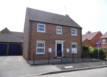 Thumbnail 4 bed detached house to rent in Chelsea Road, Aylesbury