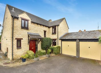 Thumbnail 4 bed detached house for sale in Leckhampton, Cheltenham, Gloucestershire