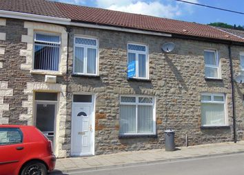 Thumbnail 4 bed terraced house for sale in Cardiff Road, Abercynon, Rhondda Cynon Taff