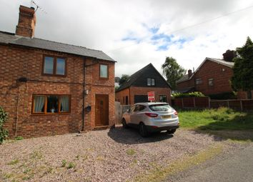 Thumbnail 2 bed semi-detached house for sale in Platt Lane, Whixall, Whitchurch