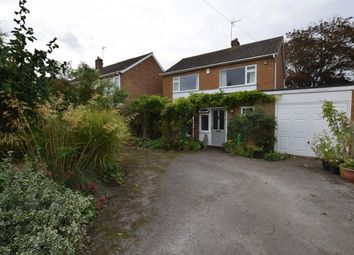 Thumbnail 4 bed detached house for sale in Wreake Drive, Rearsby, Leicester