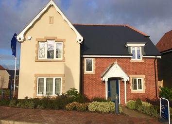 Thumbnail 4 bed detached house for sale in Church Road, Stansted Mountfitchet, Stansted