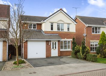 Thumbnail 3 bed detached house for sale in Gordale Close, Winnington, Northwich