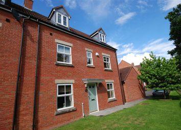 Thumbnail 4 bed semi-detached house for sale in Warren Road, Staverton, Trowbridge