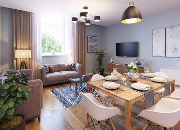 "Thumbnail 2 bedroom flat for sale in ""Westburn House"" at Berryden Road, Aberdeen"