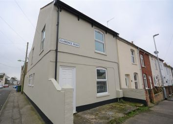 Thumbnail 3 bed end terrace house to rent in Clarence Road, Lowestoft, Suffolk