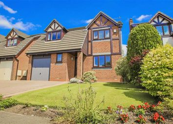 Thumbnail 4 bedroom detached house for sale in Lee Fold, Astley, Manchester