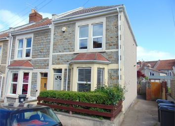 Thumbnail 3 bed end terrace house for sale in Rugby Road, Brislington, Bristol