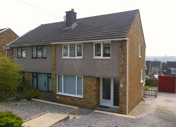 Thumbnail 3 bed semi-detached house to rent in Y Berllan, Dunvant, Swansea