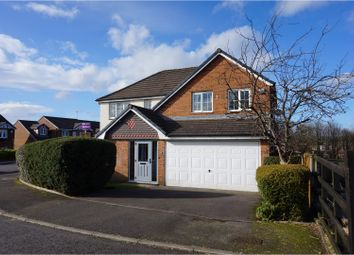 Thumbnail 4 bed detached house for sale in Crompton Avenue, Balderstone