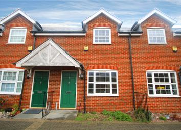 Thumbnail 1 bed terraced house for sale in Guildford Street, Chertsey, Surrey