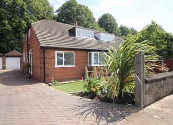 Thumbnail 4 bed semi-detached bungalow for sale in Station Road, Gateacre