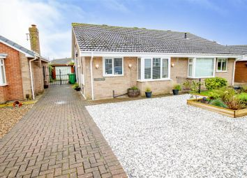 Thumbnail 2 bed semi-detached bungalow for sale in Benington Drive, Wollaton, Nottingham