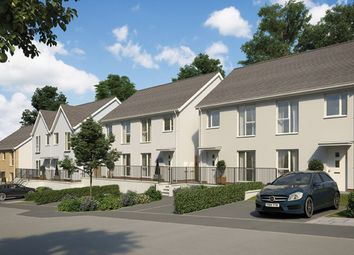 Thumbnail 3 bed semi-detached house for sale in The Davies Southern Gate, Plymouth