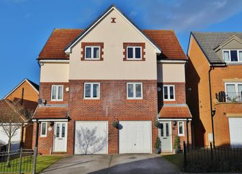 Thumbnail 3 bed semi-detached house for sale in Leewood Close, Brampton Bierlow, Rotherham