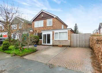 Thumbnail 4 bed property for sale in Sandown Crescent, Cuddington, Northwich, Cheshire