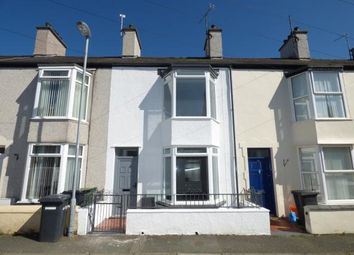 Thumbnail 2 bed terraced house for sale in Plashyfryd Terrace, Holyhead, Sir Ynys Mon