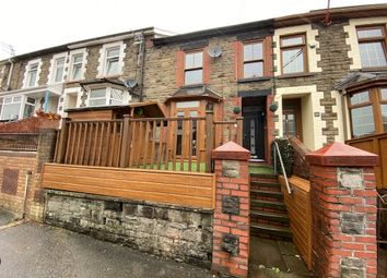 Thumbnail 3 bed terraced house for sale in Conway Road, Cwmparc -, Treorchy