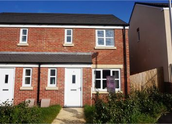 Thumbnail 3 bed terraced house for sale in Ty Canol, Kidwelly