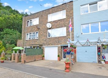 Thumbnail 2 bed town house for sale in Hollands Avenue, Folkestone, Kent