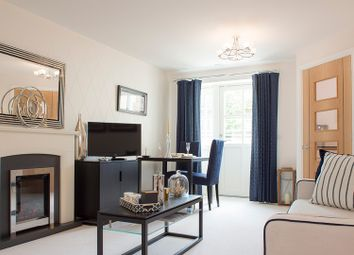 Thumbnail 1 bed flat for sale in Riverdene Place, Southampton