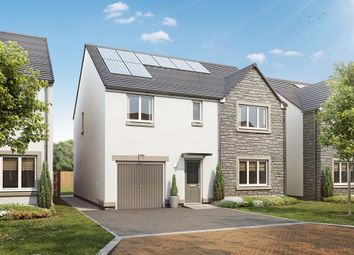 "Thumbnail 5 bedroom detached house for sale in ""The Watten"" at Burdiehouse Road, Edinburgh"