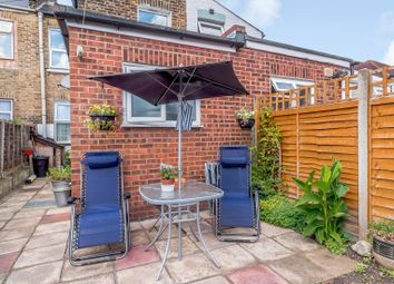 Thumbnail 3 bed terraced house for sale in York Road, London