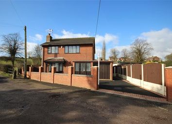 Thumbnail 3 bed detached house for sale in Foundry Square, Norton Green, Stoke-On-Trent