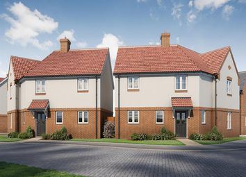 Thumbnail 3 bedroom detached house for sale in Singledge Lane, Whitfield, Dover, Kent