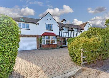 Reigate Road, Ewell, Epsom KT17. 5 bed semi-detached house